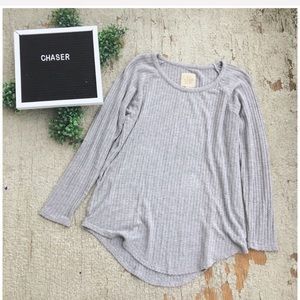 Chaser Waffle Knit Thermal Tunic